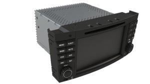 3D bordcomputer designed solidworks