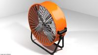 Fan - Mobility