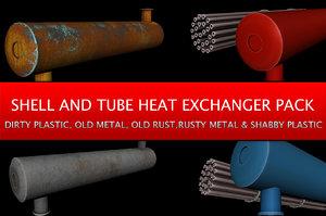 3D exchanger heat