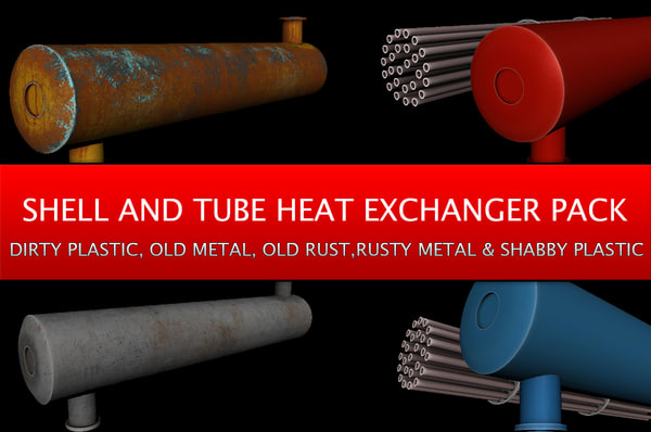 3D exchanger heat