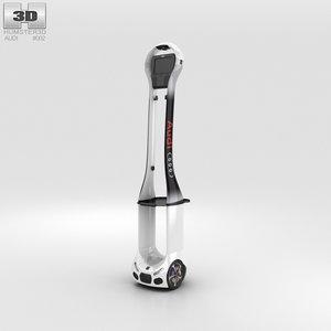 3D model audi robot