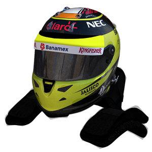 3D helmet 1