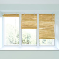 Roller blind and winow