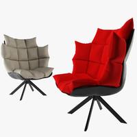Chair Husk B&B Italia