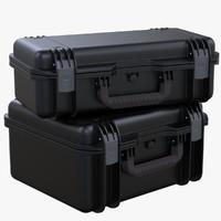 2 Black Storm Cases