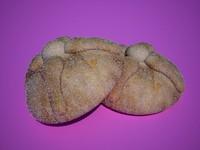 3D pan muerto model
