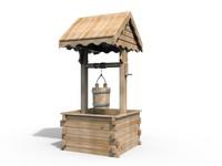 wood wooden model
