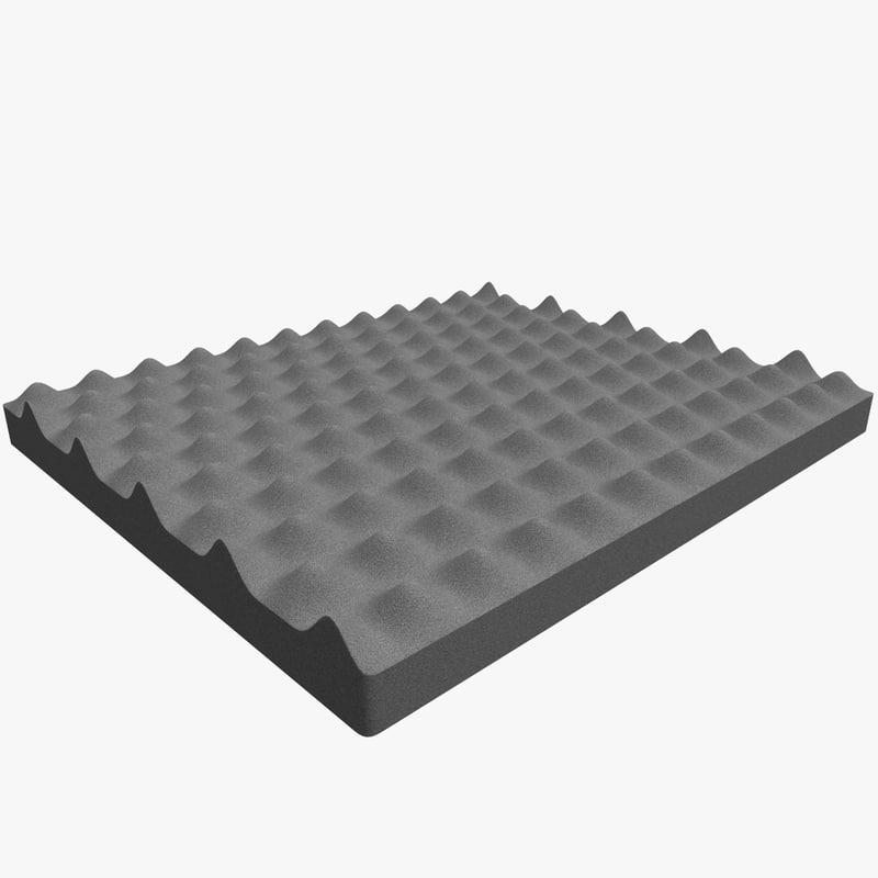 foam case 3D
