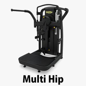3D - sp multi hip