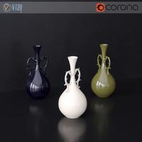 paris decorative pot model