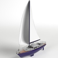 Regatta Sailboat
