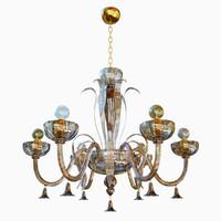 chandelier  Sylcom Foscari 1521/6