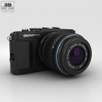 3D olympus pen e-pl5