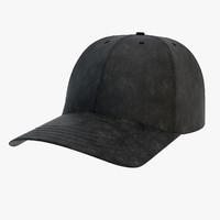 baseball hat 3D model