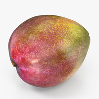 mango realistic model