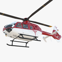 medical air assistance eurocopter model