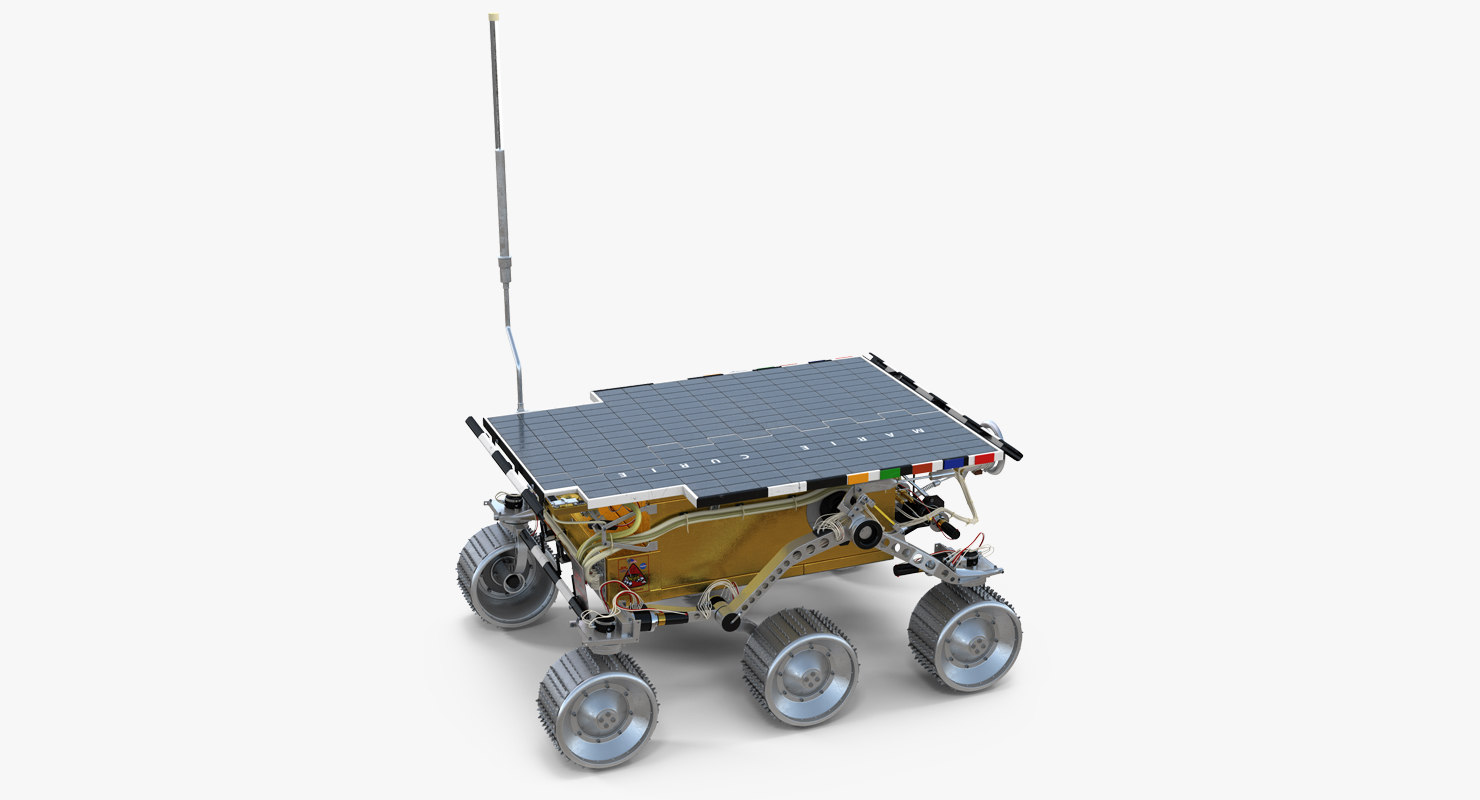 mars rover sojourner - photo #17