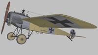 Fokker E3