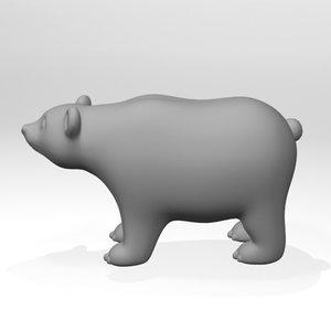 bear model