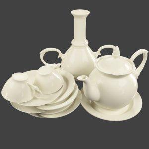 tea service model