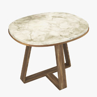 meridiani judd tb60 table 3D model