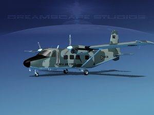 aircraft harbin y-12 ii 3D