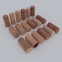 5 wine stoppers collection