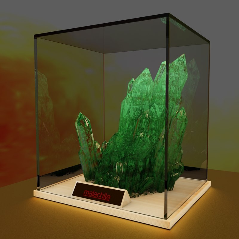 chinese crystal model