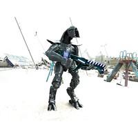 3D model poser robot