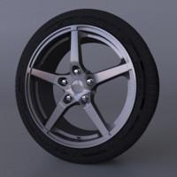 car disk model