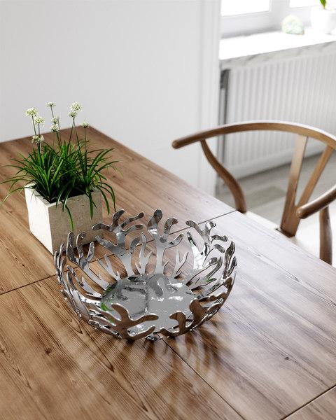 interior scene kitchen 3D model