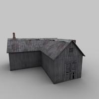 3D enviroment game