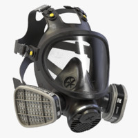 Full Face Respirator 3M 7800(Old)