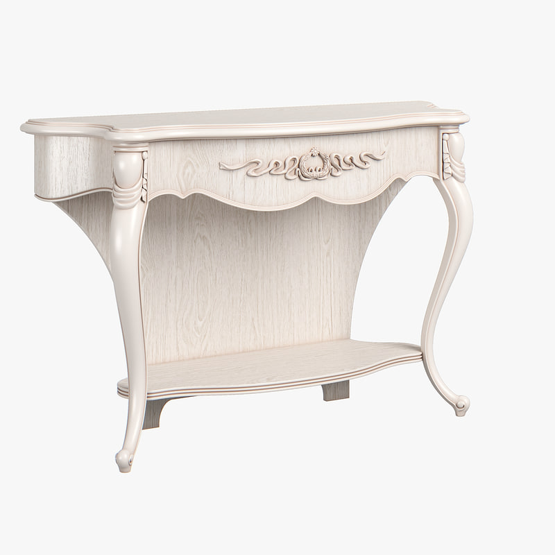 2515000 230 carpenter console table 3D
