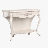 2515000 230 carpenter console table 3D