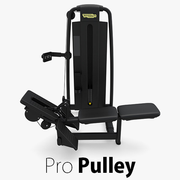 3D - sp pro pulley