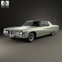 3D buick electra 225 model