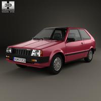 Nissan Micra 3-door 1982