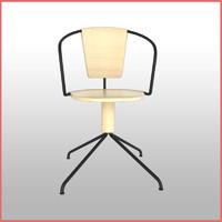mattiazzi uncino b chair 3D model
