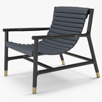 3D lounge chair joyce morelato