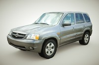 ultra-lowpoly Mazda Tribute 2004
