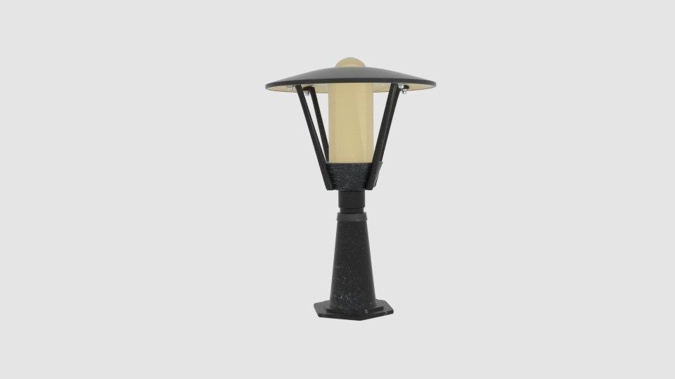 3D konstsmide gemini garden light