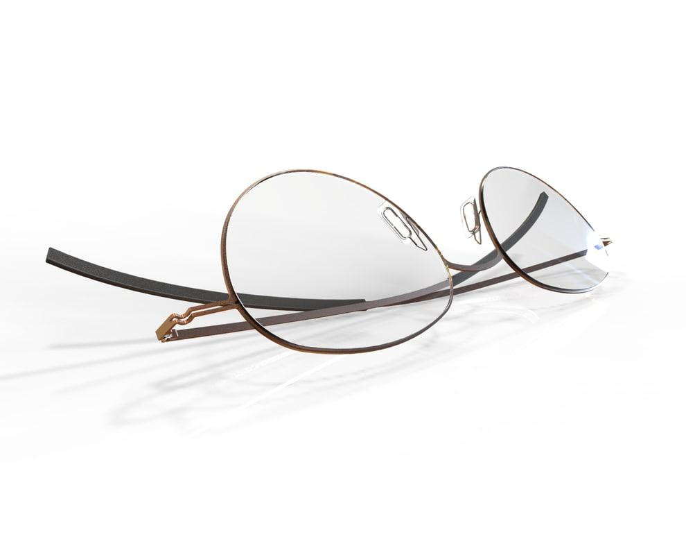 3D heritage eyewear