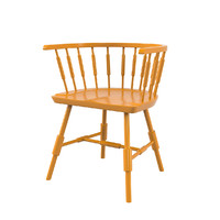 atlantic lowback armchair 3D model