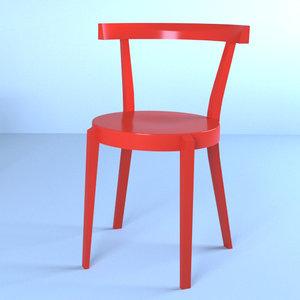 3D chair punton ton