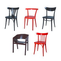 3D set chairs