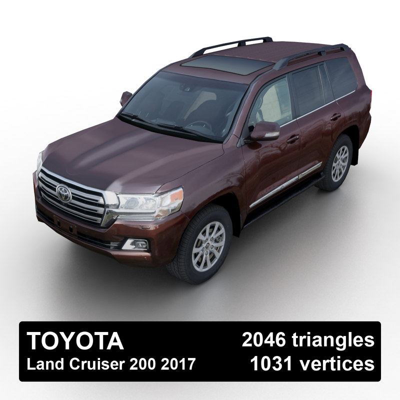 2015 toyota land cruiser model