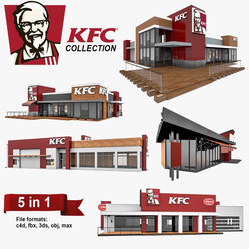 3D 5 kfc
