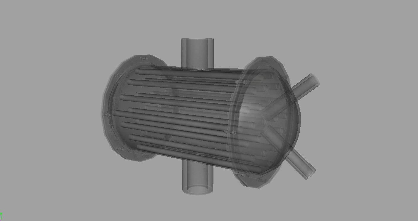 3D condenser