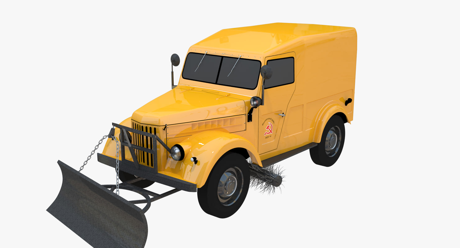 gaz-69 t3 1953-1973 gaz model